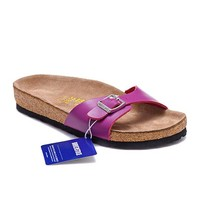 Men's and Women's BIRKENSTOCK sandals Madrid Birko-Flor 632632288-050
