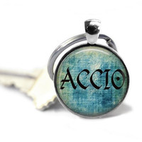 Harry Potter Keychain Accio!