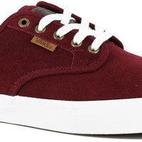 Vans Chima Ferguson Pro(Saddle)Port/White
