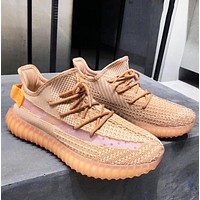 Yeezy 350 Adidas Fashion New Sports Leisure Running Knit Shoes