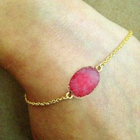 Shiny New Arrival Hot Sale Awesome Great Deal Stylish Gift Irregular Resin Accessory Bracelet [6464867009]