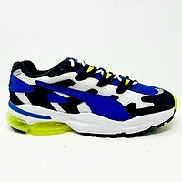 Puma Cell Alien OG Black Surf the Web Mens Size 10.5 Sneakers 369801 01