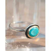 Joana Ring * Turquoise * Sterling Silver