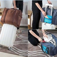 Travel Luggage Folding Carry-on Duffle Bag