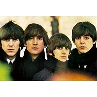 The Beatles - For Sale 24x36 Standard Wall Art Poster