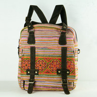 Ethic Tribal Sling, Cross-Body Purse, Backpack, Rucksack
