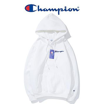 Champion Women or Men Fashion Casual Loose Top Sweater Pullover Hoodie