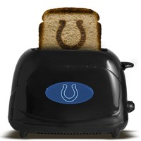 Pangea Brands Indianapolis Colts Toaster  Black