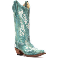 R1973 Corral Women's Fancy Inlay Western Boots from Bootbay, Internet's Best Selection of Work, Outdoor, Western Boots and Shoes.