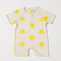 Maia McDonald | Organic Cotton Romper by SoftBaby on Luvocracy