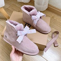 UGG Fashionable Hot Sellers Casual Ladies Wool Boots