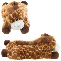 Giraffe Animal Slippers for Women:Amazon:Shoes