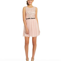 I.N. San Francisco Sequin Dress | Dillards.com