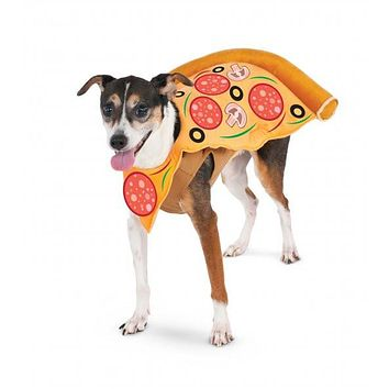 Pizza Slice Dog Cat Costume