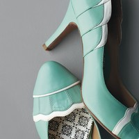 Elopement Pumps in  the SHOP Collections Something Blue at BHLDN