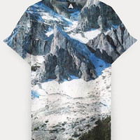 AND.ALSO Mountain Tee | ANDCLOTHING