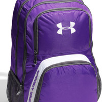 Under Armour Purple Victory Backpack