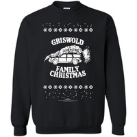 Christmas Vacation Griswold Family Christmas Faux Sweater