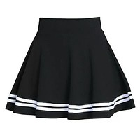 Winter Summer style Brand Women Skirt Elastic Midi skirts  Girl Mini Short Skirts