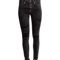 Skinny Ankle Jeans - from H&M