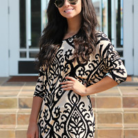 To the Moon and Back Tunic