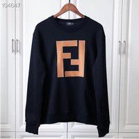 FENDI Fashion Pullover Sweatshirt