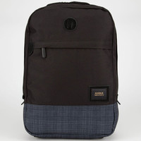 Nixon Beacons Backpack Black One Size For Men 23616610001