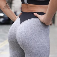 Leggings For fitness push up leggings Workout summer trousers Sporting Pants Female Clothing High waist legging femme 2019 new