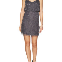 Blouson Bead Dress by Adrianna Papell at Gilt
