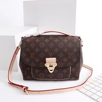 Louis Vuitton Monceau 5390 Monogram Cross Body Bag