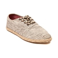 Womens TOMS Cordones Space Dye Casual Shoe