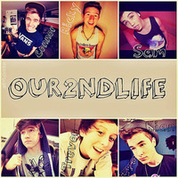 connor, cute, sam, life, our 2nd life - inspiring picture on Favim.com