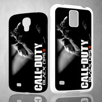 Game Call Of Duty Black Ops II Z0181 Samsung Galaxy S3 S4 S5 (Mini), Note 2 3 4, HTC One M7 M8 Cases