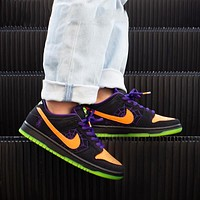 Nike SB Dunk Low Night of Mischief men's and women's skate shoes