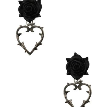 Alchemy Wounded Love Earrings