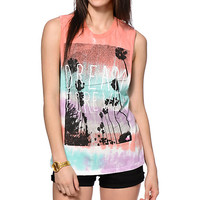 Glamour Kills Day Trippin Muscle Tee