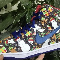 Nike Dunk SB x Concepts Christmas snowman Size 36-45