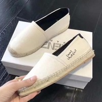 YSL Yves Saint Laurent Women Fashion Casual Flats Shoes