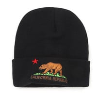 With Love From CA CA Bear Beanie at PacSun.com