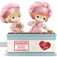 Figurine: Precious Moments Together We Can Handle Anything Figurine by The Hamilton Collection