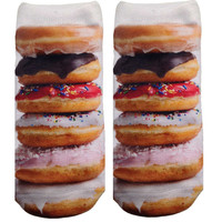 MORE DONUTS SOCKS