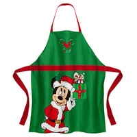 Mickey Mouse Apron for Adults - Holiday
