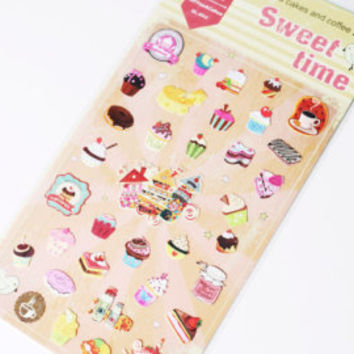 Pretty Bow Stickers - for Planning, Journaling, Collecting or Scrapbooking