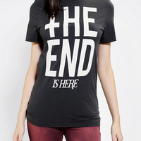 Urban Outfitters - Petals And Peacocks The End Tee
