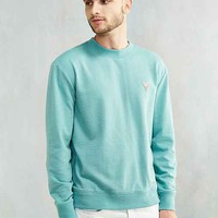 GUESS Logo Crew-Neck Sweatshirt
