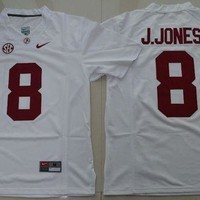 DCCK NIKE Alabama Crimson Tide O.J Howard 88 College Limited Jersey Size S,M,L,XL,2XL,3XL