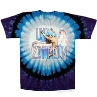 Led Zeppelin - Swan Song T Shirt on Sale for $24.95 at HippieShop.com