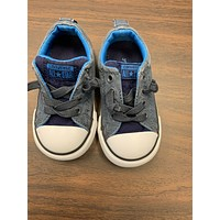 Converse blue Sneakers Size 6 Toddler