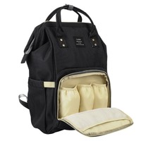 Multifunctional  Large Capacity Diaper Bag