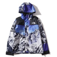 cc hcxx Supreme x The North Face Snow Jacket